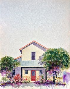 Selah Ranch,Texas by Don Gore.