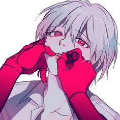- - Please visit our website to support us! Hot Anime Boy, Cute Anime Guys, Anime Art Girl, Anime Oc, Manga Anime, Neon Genesis Evangelion, Anime Boy Zeichnung, Anime Lindo, Art Et Illustration
