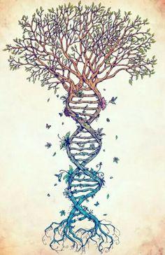 DNA speaking
