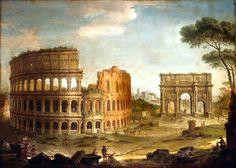 Antonio Foli (1700-1777) #art