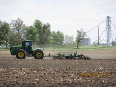 460hp John Deere 9460R off of 400W in White County