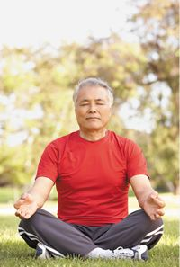 As we age, stress takes a great toll on our physical and emotional health. Here are a few ways to better manage stress today.