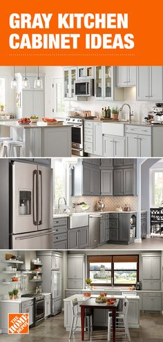 home depot kitchens kitchen island legs 534 best ideas inspiration images in 2019 create a soothing oasis with gray cabinet from the match this