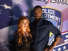 Has @Kat_McNamara been arrested? @isaiahmustafa @ShadowhuntersTV