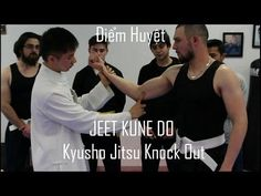 |HD| Jeet Kune Do Pressure Point Knock Out ( Kyusho Jitsu- Dim Mak)| Melbourne Ri Chu Kung Fu - YouTube