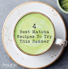 There are so many ways to use Matcha for more than just a standard hot tea! If you are curious, you have come to the right place! Here are Matcha recipes to try this summer. Click the link for more! Delicious Chocolate, Chocolate Recipes, Best Matcha, Vegan Recipes, Tea, Drink, Healthy, Summer, Food