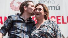 Ada Colau impulsa una candidatura para las elecciones generales.