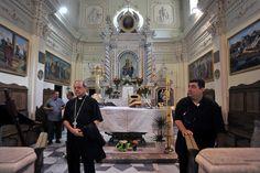CalabriaInforma - Bovalino:Dopo la morte del parroco, padre Giuseppe Giacobbo nuovo Amministratore Parrocchiale fino al 30 settembre 2015.