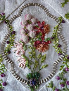 Marie-Antoinette # 2 - Fleur de Ruban