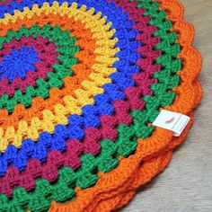Crochet Flower Tutorial, Crochet Doily Patterns, Crochet Doilies, Crochet Flowers, Crochet Stitches, Crochet Baby, Free Crochet, Crochet Crocodile Stitch, Granny Square Projects