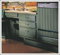 Kitchen Design Dishwasher Placement kraftmaid: raised dishwasher cabinet | cool access ideas 4 home