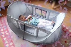 Magicbed – the amazing pop-up port-a-cot