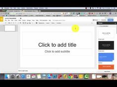 How to make a newsletter with Google Slides - YouTube