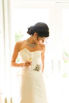 Brides: An Intimate 50-Person Wedding in Napa Valley