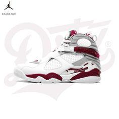 "http://SneakersCartel.com Cop or Drop?  Air Jordan 8 ""Maroon"" Concept:... #sneakers #shoes #kicks #jordan #lebron #nba #nike #adidas #reebok #airjordan #sneakerhead #fashion #sneakerscartel"