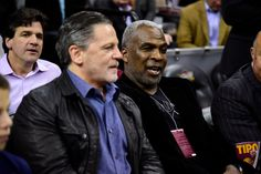 Charles Oakley Attends First Knicks Game Since His Arrest - The New York Times