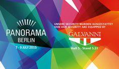 Panorama Fashion fair, 7-8-9- July, Hall 5 - Stand 5.31