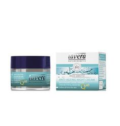 BASIS SENSITIV - Anti-Ageing Night Cream Q10 | My Pure