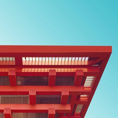 Architectural Blues on Behance