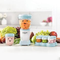 Target : Expect More. Pay Less. Wholesome Baby Food, Just Fresh, Baby Food Makers, Freezer Storage, Meal Prep, Food Prep, Thing 1, Blender Recipes, New Parents