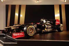 Lotus zaprezentuje E21 - 28 stycznia