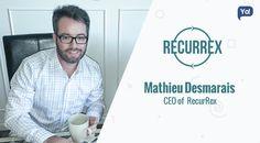 Exclusive Interview with Mathieu Desmarais - CEO of Recurrex