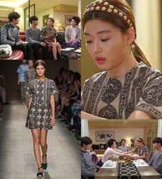 """""""Man from the Stars"""" Fashion: Cheon Song Yi's Best Outfits   Soompi"""