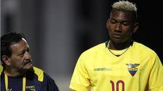 ¿Qué pasa con Bryan Cabezas en la Selección de Ecuador Sub 20?