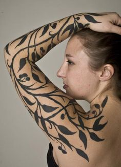 Tattoo by Watson Atkinson by Needles and Sins (formerly Needled), via Flickr
