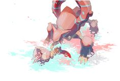 Magearna and Volcanion