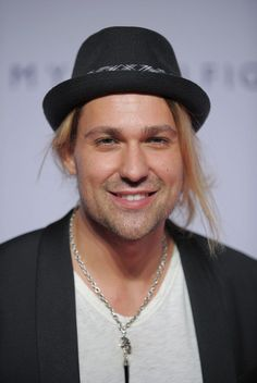Violinist David Garrett attends the Tommy Hilfiger 25th anniversary celebration at The Metropolitan Opera House on September 12, 2010 in New York City.