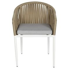 Stoel Noah taupe Outdoor Furniture Chairs, Hygge, Taupe, Outdoor Decor, Home Decor, Gardening, Beige, Decoration Home, Room Decor