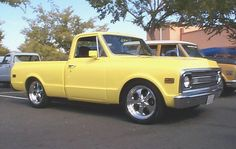 Early Classic - Our Customers Trucks