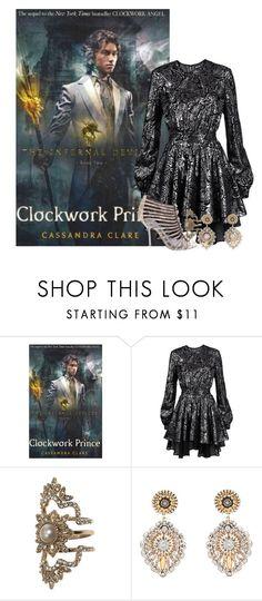 Clockwork Prince - Cassandra Clare by ninette-f on Polyvore