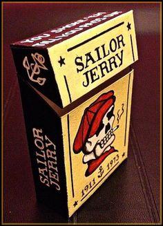 Sailor Jerry Cigarettes