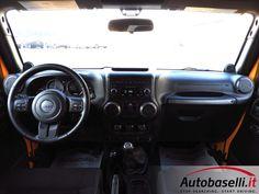 JEEP WRANGLER 2.8 CRD MOUNTAIN 200CV Tetto apribile + Hardtop rimovibile + Pedane + Cruise control + Climatizzatore + Radio cd + Cerchi in lega 17 + Comandi al volante + Vetri oscurati + Bracciolo + Ridotte + Start-stop + Fendinebbia + Unico proprietario + del 2013 Jeep Wrangler, Cruise Control, Jeep Wranglers
