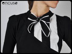 Longsleeve *black&white* von encuso auf DaWanda.com