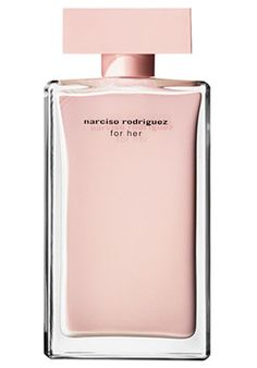 Narciso Rodriguez for Her Eau de Parfum Top Notes : Rose, Peach Middle Notes : Musk, Amber Base Notes : Sandalwood, Patchouli