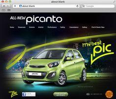Client profile: Kia Picanto