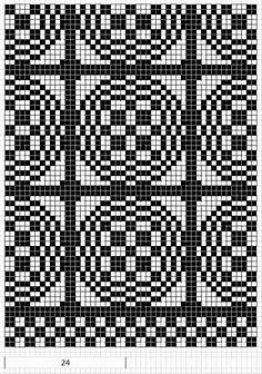 Mustrilaegas: AA Kirjatud kudumid / Desenli örgüler