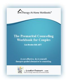 Premarital Counseling Workbook for Couples
