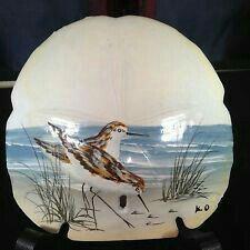 Seashell Painting, Seashell Art, Seashell Crafts, Stone Painting, Painted Sand Dollars, Sand Dollar Art, Painted Shells, Sea Art, Painted Rocks
