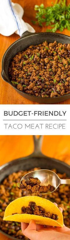 Budget-Friendly Taco