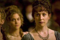 Hattie Morahan, Elinor Dashwood - Sense & Sensibility directed by John Alexander (TV Mini-Series, 2008) #janeausten