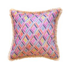 Our 'Cut Crystal' Cushion is a dazzler. Extra special care has been taken during the production of this Limited Edition piece.- Designed and made in Australia. Designed by Natala Stuetz in Brisbane, Australia. © 2014 Ma and Grandy Cotton Linen, Feather, Cushions, Brisbane Australia, Throw Pillows, Crystals, Dyes, Fabric, Prints