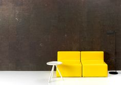 Cabrio portable chair by Living Divani at GRAYE Diy Interior, Interior Architecture, Interior Decorating, Interior Design, Light And Space, Yellow Accents, Furniture Decor, Living Spaces, Tiles