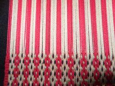 PASO A PASO N° 11 CON URDIMBRE DE PEINECILLO   reflejos aborígenes Textile Tapestry, Inkle Weaving, Bag Storage, Loom, Needlework, Eyeliner, Mtv, Textiles, Crochet