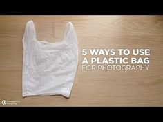 5 Simple Camera Hacks for Improving Your Photos with a Cheap Plastic Bag (VIDEO) Best Camera For Photography, Photography For Beginners, Photography And Videography, Photography Tips, Photography Tutorials, Lifehacks, Adobe Photoshop, Learn Photoshop, Diy Crafts On A Budget