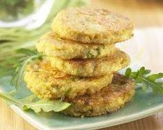 Quinoa Patties With Carrots and Leeks Organic Recipes, Vegan Recipes, Ethnic Recipes, Couscous Rice, Tofu, Tempeh, Candida Diet, Greens Recipe, Salmon Burgers