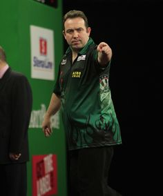 Brendan Dolan - 'The History Maker.'